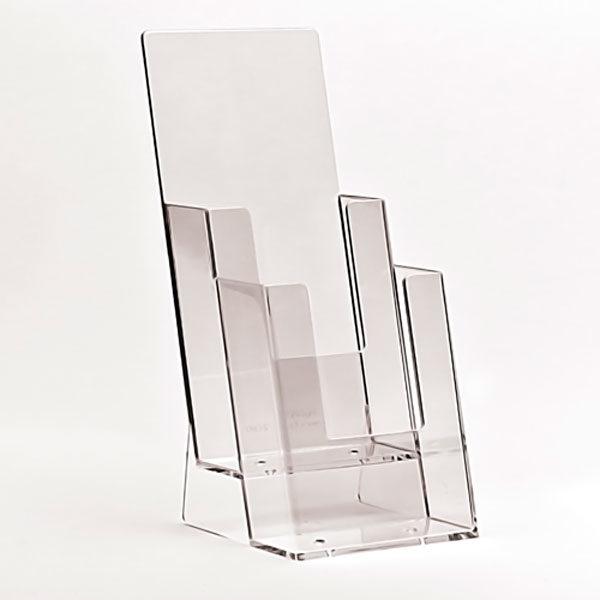 Taymar stalak-za-flajere-na-dva-nivoa-2c110