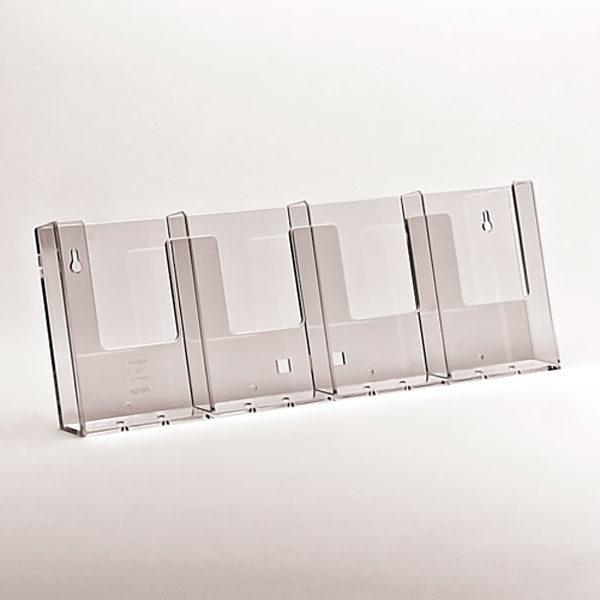 Taymar stalak-za-flajere-sa-cetiri-dzepa-4W100