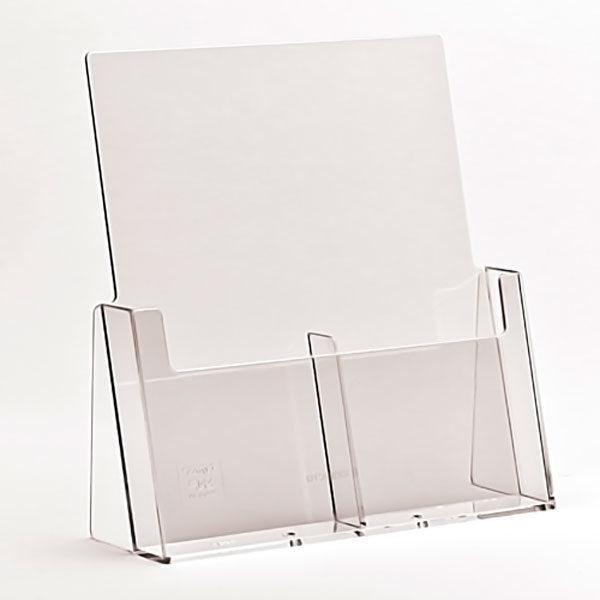 Taymar stalak-za-flajere-sa-dva-dzepa-2C112