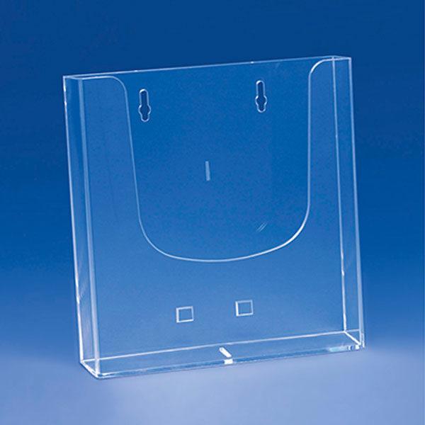 Ekonomik zidni stalak za flajere sa jednim dzepom, format A4