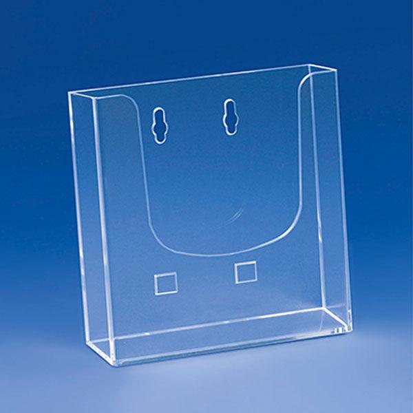 Ekonomik zidni stalak za flajere sa jednim dzepom, format A5