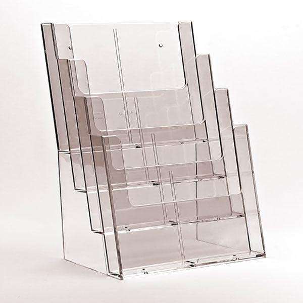 Taymar stalak-za-flajere-na-cetiri-nivoa-4C230