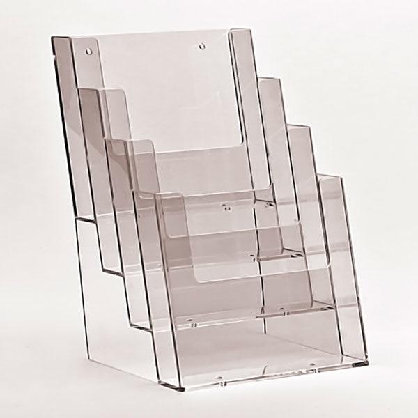 Taymar stalka za flajere na cetiri nivoa – 4C160