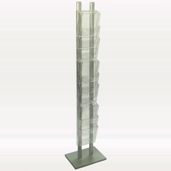 Podni-stalak-za-brosure-na-dva-stuba-sa-osam-dzepova-2S18W230-prazan