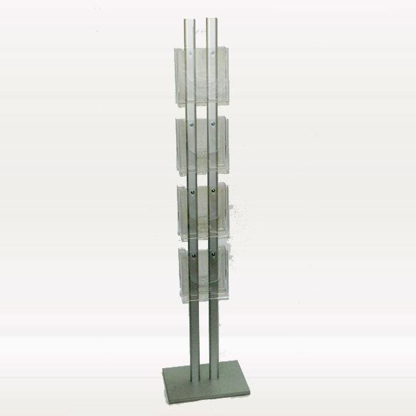 Podni-stalak-za-brosure-na-dva-stuba-sa-osam-dzepova-2S8W230-prazan